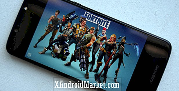 Leaked Fortnite APK a aussi l'exclusivité Galaxy Tab S4