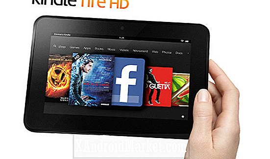 Amazon Kindle Fire and Kindle Fire HD nu till salu i Storbritannien och Europa