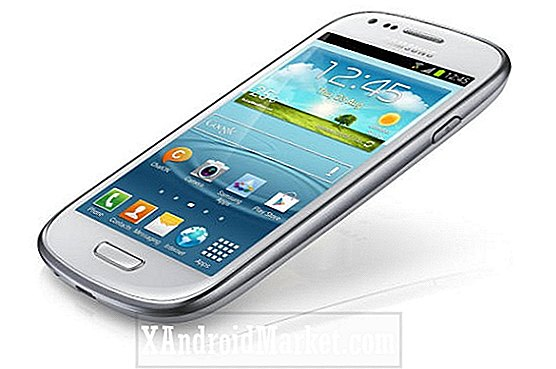 Samsung Galaxy S3 Mini officielt annonceret