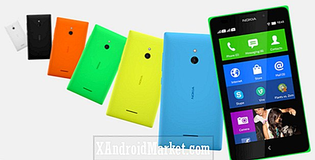 Android-powered Nokia X-serien officiellt lanserad vid MWC 2014
