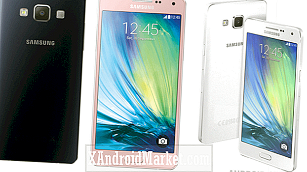 Galaxy A5 is te koop in China: $ 420 voor mid-range metaal