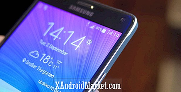 Samsung unboxes Galaxy Note 4
