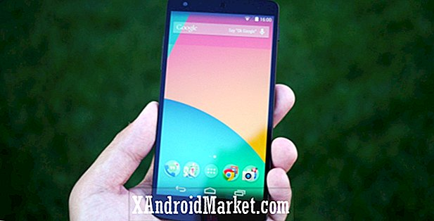 T-Mobile Nexus 5 lancerer online til $ 449,99, kun 16GB-model til rådighed