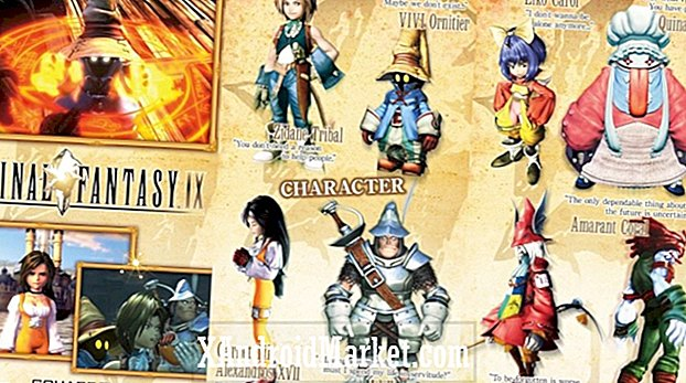 Final Fantasy IX kommer til Google Play