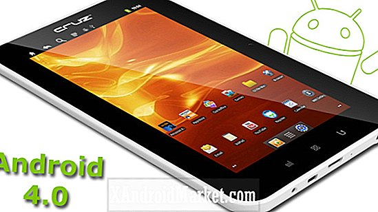 Android 4.0 Ice Cream Sandwich Tablet For kun $ 150 - Ja, det er muligt