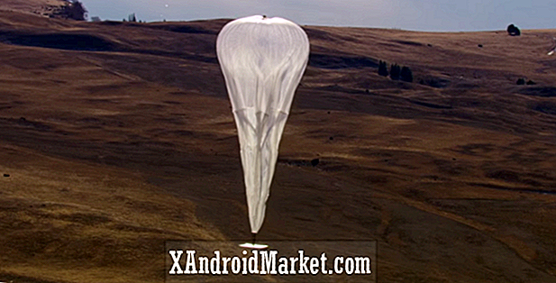 High-speed komt naar Sri Lanka via Google's Project Loon
