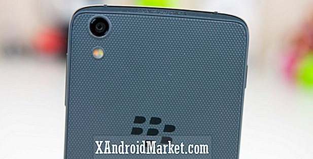 BlackBerry DTEK60 pose pour des photos et passe la FCC