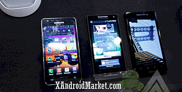 Hands-on med Sonys Xperia Ion og Xperia S [Opdateret med video]