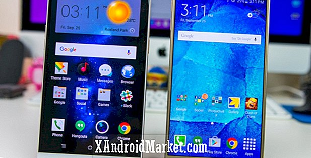 OPPO R7 Plus vs Samsung Galaxy A8