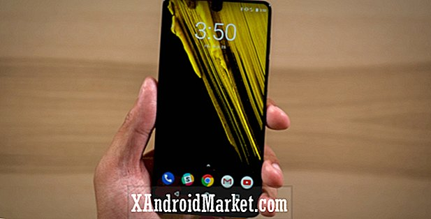 Essential Phone on Sprint modtager nu Android 8.1 Oreo opdatering