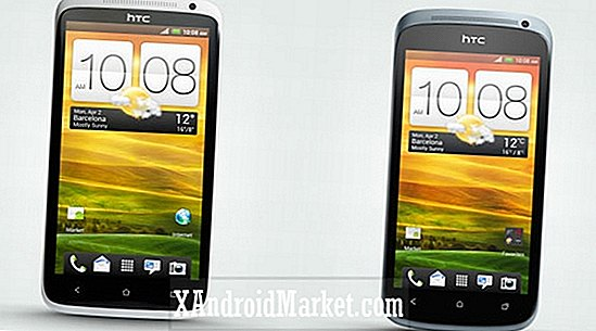 Android 4.1 Jelly Bean disponible sur HTC One X et One This Month