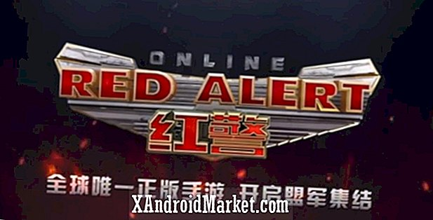 Red Alert Online revive la franquicia en dispositivos móviles en China