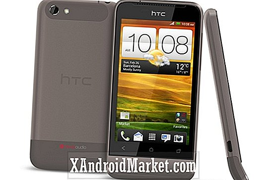HTC One V kommer til Cricket i september
