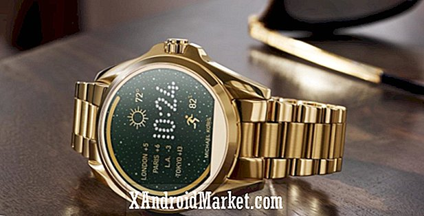 Michael Kors Access Android Wear ya está disponible para comprar.