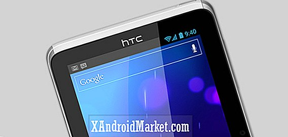 HTC Flyer for at få Android 4.0 opdatering i første kvartal