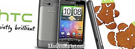 HTC Switches Stance - Gingerbread Update Kommer till HTC Desire