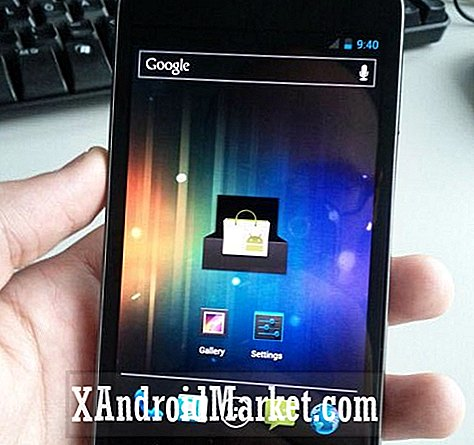 "Nexus Prime Caught in Act, ""Confirmado"" para venir con Android 4.0 Ice Cream Sandwich, 5-MP Cam, 1750-mAh Batt"