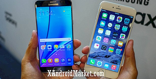 Samsung Galaxy Note 5 vs iPhone 6 Plus: ¿cuál es el rey de la pantalla grande?