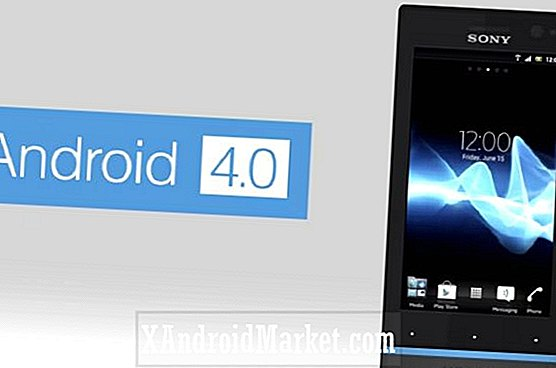 Sony Xperia S får officiel OTA opdatering til Android 4.0 Ice Cream Sandwich