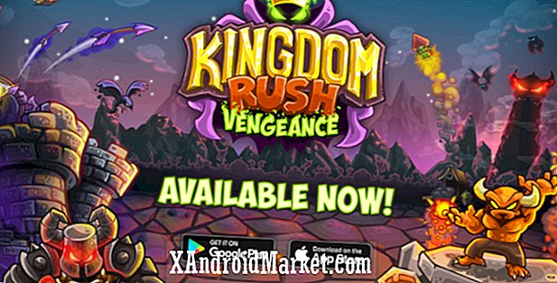 Kingdom Rush: Vengeance arrive le 22 novembre (Mise à jour: disponible maintenant)