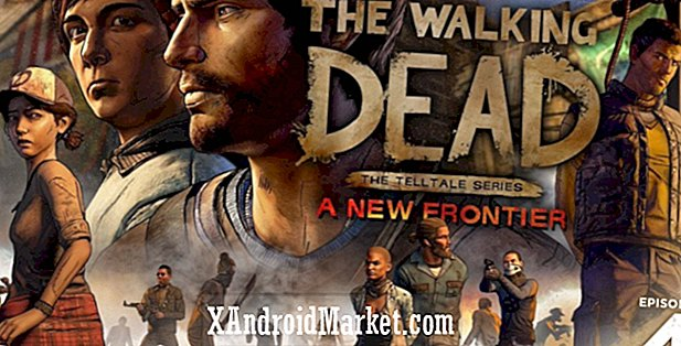 The Walking Dead: En ny frontier episode 4 snuble på mobil 25. april