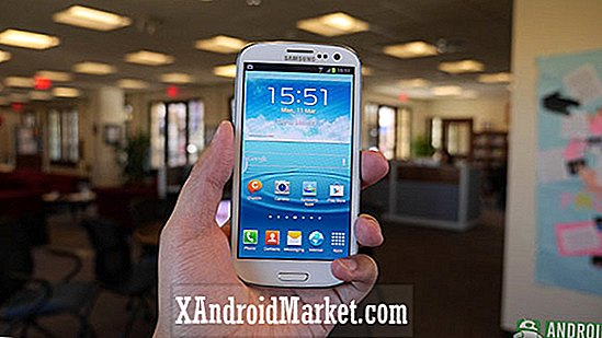 Android 4.3 rolt Sprint en US Cellular Galaxy S3 uit