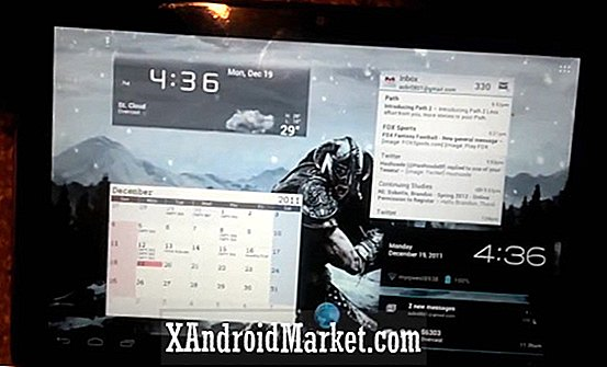Hands on Xoom de Android Authority con Android 4.0+ Ice Cream Sandwich [Video]