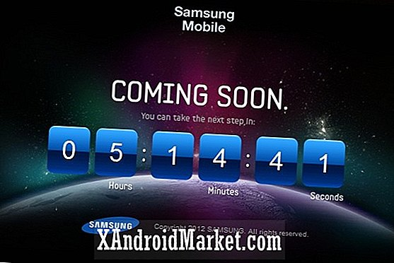 Destination: tgeltaayehxnx - Samsung lance le site de teaser The Next Galaxy [Mise à jour]