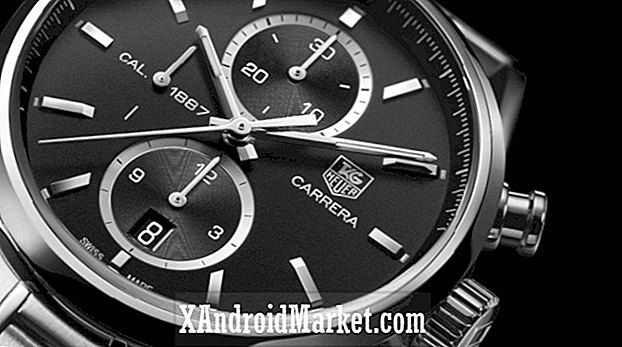 Tag Heuer at lancere $ 1500 smartwatch i dag