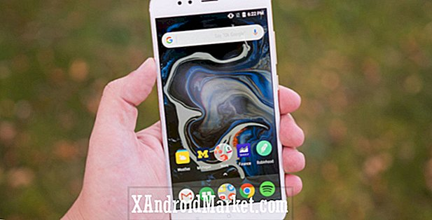 Xiaomi Mi A1 Android One ROM hentes til Redmi Note 4 og Note 4X