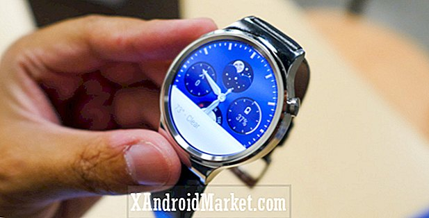 Huawei watch får Android Wear 2.0 opdatering