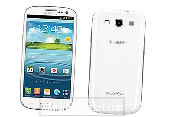 T-Mobile Samsung Galaxy S3 prisplaner lækket, 16GB model til at koste $ 229,99