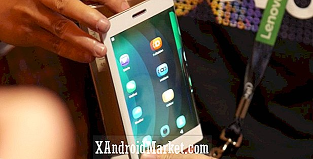 "(Oppdatering: Kan lansere 2018 som ""Galaxy X"") Samsung Reportedly prepping folding smartphone / tablet hybrid"