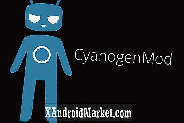 CyanogenMod 10.2 (Android 4.3) les nightlies qui sortent maintenant