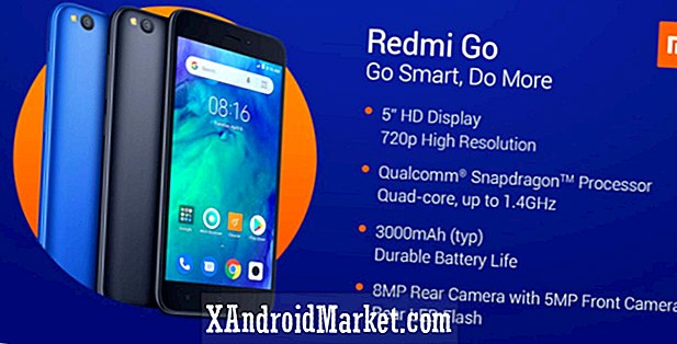 Redmi Go is nu officieel: dit is de Android Go-telefoon van Xiaomi