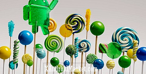 Video: Android 5.0 Lollipop kjører på Samsungs Galaxy S4