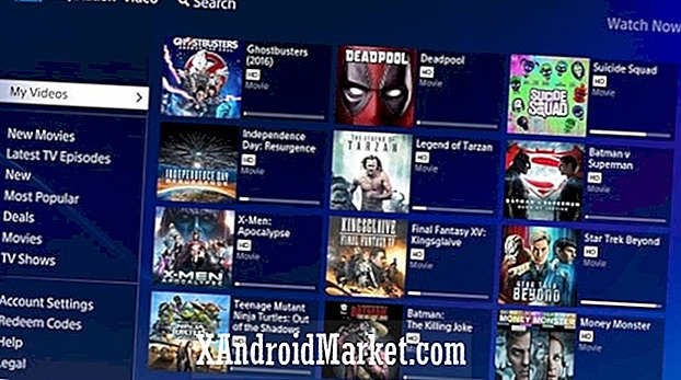 PlayStation Video étend sa portée à Android TV