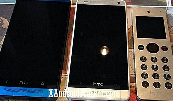 Le HTC One bleu en route pour le sprint le 10 septembre?
