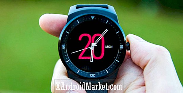 LG G Watch R internationale giveaway [GESLOTEN]