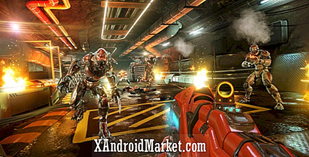 Sci-fi shooter Shadowgun Legends lancerer endelig i Play Store (Update)