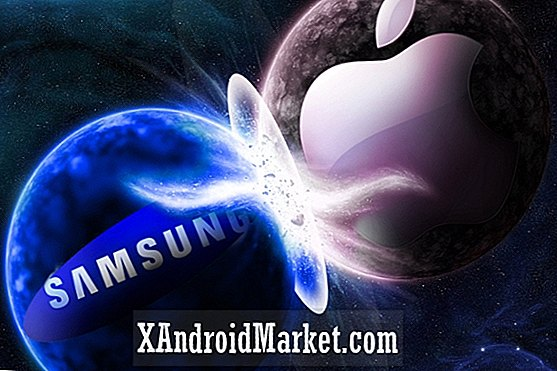 Chief System Architect för Samsung Jim Mergard Leaves, huvuden till Apple