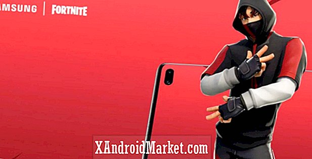 Voici comment obtenir le skin iKONIK Fortnite Exclusif de Samsung Galaxy S10 Plus