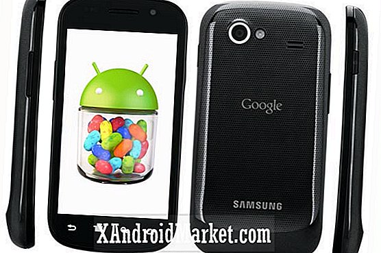 Jelly Bean opdatering officielt rullet ud for Nexus S