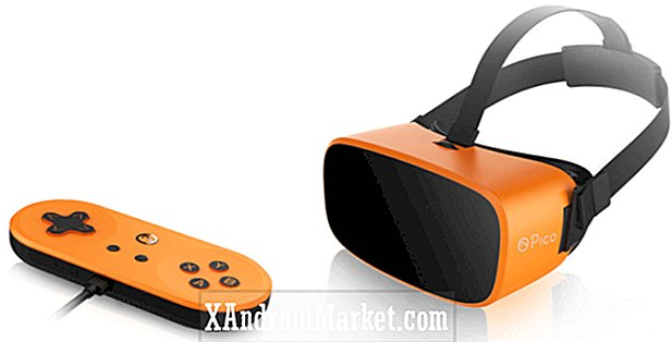 Pico Neo is een stand-alone VR-headset die op Marshmallow draait
