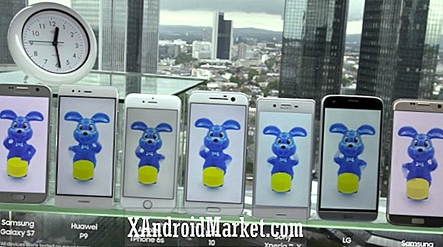 Samsung udgiver flagskibs smartphone batteri test video