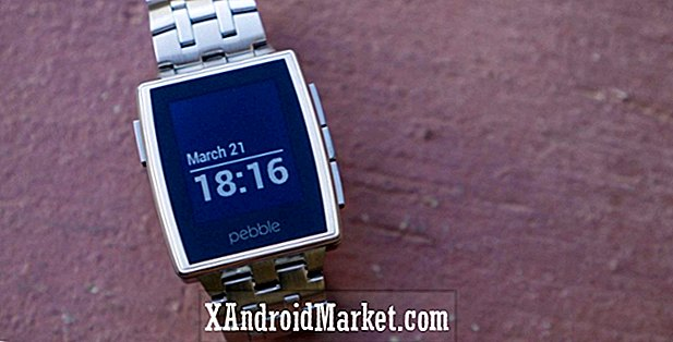 New Pebble Watch har efter sigende et tyndere design og et farvet e-papir display