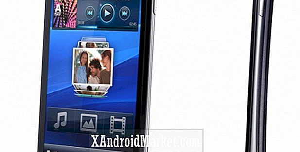 Sony Ericsson opdaterer Xperia Arc og Xperia Play;  Bring Facebook