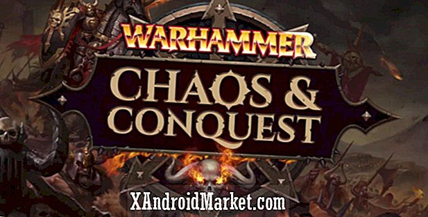 Warhammer: Chaos & Conquest opp for forhåndsregistrering på Play Store