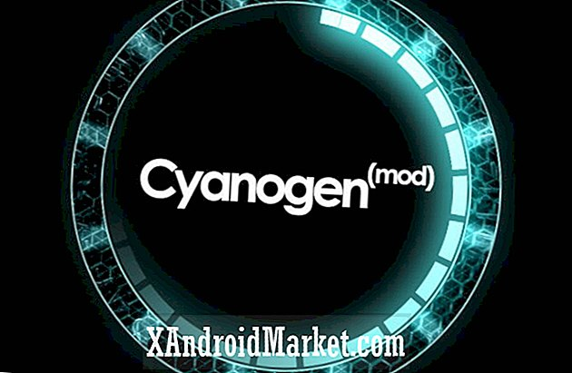 CyanogenMod 10 Boot Animation til rådighed for download
