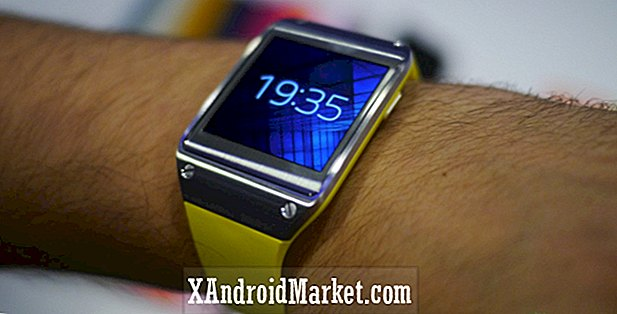 Samsung har forberettet at forberede Galaxy Gear 2 og Galaxy Band på MWC